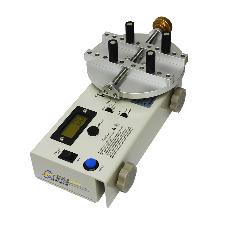 15N.m瓶盖扭矩测试仪