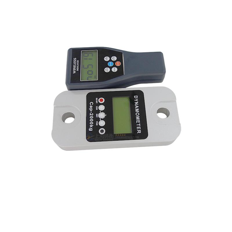 无线测力计 20t铝合金拉力测力计 数显式遥控测力仪价格