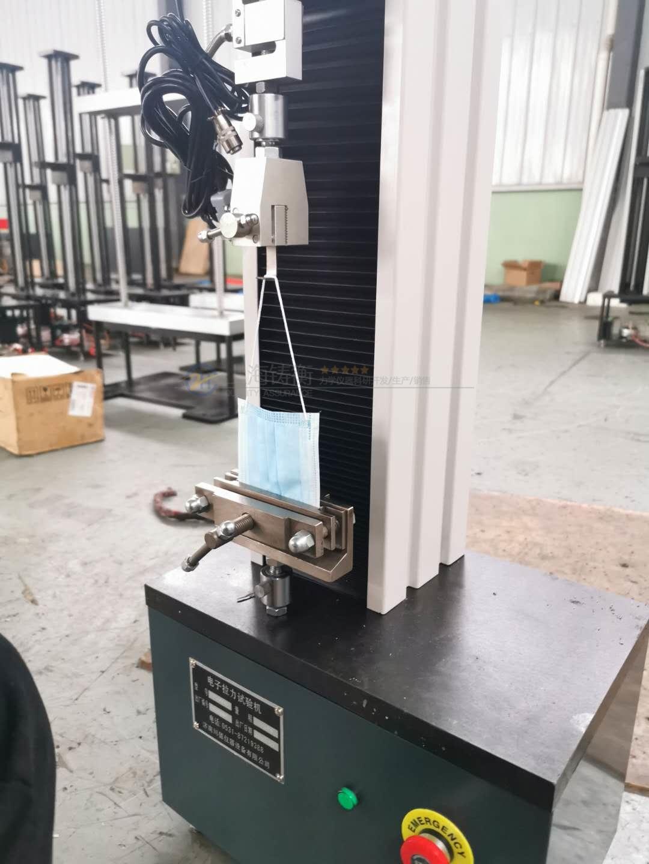 100N电动单柱测试台